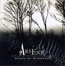 ARSENIC Seeds of Darkness CD