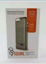 SQUIRL External Battery HARDCASE 2300mAh for Apple iPhone 6 & 6s Gray BRAND NEW