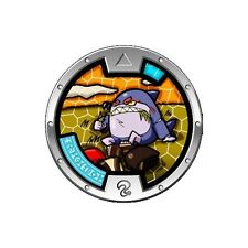 YoKai Yo-Kai Watch Series 4 Chummer Medal  ***NEW Unused*** English version