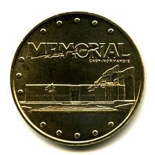 14 CAEN Mémorial, Façade, 2005, Monnaie de Paris
