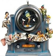 Disney D23 25th Anniversary On the Air World of Disney Snowglobe LE 250 edition