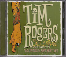 Tim Rogers - The Reprobates Agreement Tour - CD (No 202 of 300)