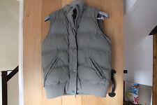 Fat Face  Gilet/ Puffa Jacket Khaki/Pale Green Size 12