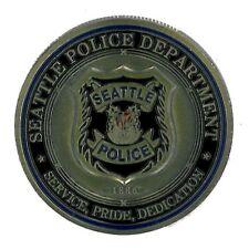 Estados unidos: coin seattle Police Department-Saint Michael