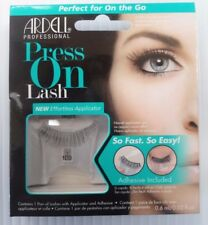 Ardell Professional Press-On One Pair of Lashes Self-Adhesive Style 109 Black