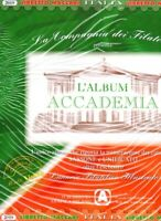 Accademia fogli Abafil per Italia Repubblica libretto Maccari 2019
