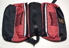 Outward Hound Medium Red Dog Backpack Lightweight Day Pack Hiking Gear