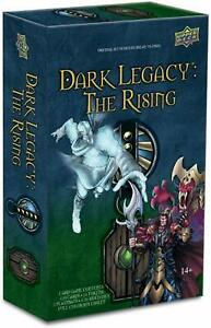 Dark Legacy The Rising Earth vs Wind Starter Set Character Building Strategy