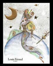 Carte de Voeux LOUIS FERAUD grand format - Année 2000