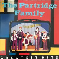 PARTRIDGE FAMILY GREATEST HITS CD ARISTA 1989 USA CLUB PRESSING NO BARCODE