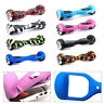 """6.5"""" Self Balancing Electric Scooter Hover Board + Silicone Case Cover 11 Colors"""