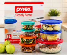 Glass PYREX Food Storage Solutions
