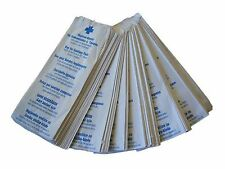 500 Stück Hygienebeutel,Tüten aus Papier für Damenbinden,Tampons,Hygienetüten