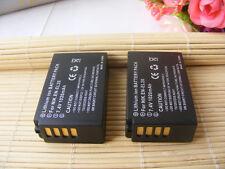 2PCS EN-EL20 ENEL20 Battery For Nikon 1J1 1J2 1J3 COOLPIX A 1 AW1 V3 EN-EL20A