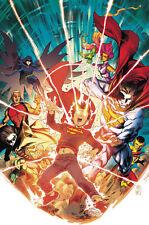 SUPERMAN #37 (SONS OF TOMORROW) 12/20/17
