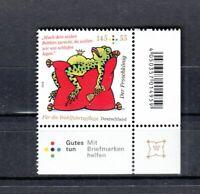 1283 - Bund - Mi-Nr. 3359   Froschkönig  Eckrand rechts unten     postfrisch