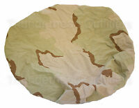 US Military FIELD PACK COVER Desert Camouflage Camo Backpack Rucksack TIRE COVER