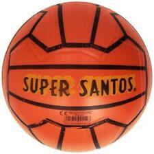 Mondo Super Santos - Pallone per Bambini - Arancione/Nero