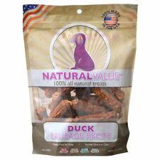 LM Loving Pets Natural Value Duck Sausages 14 oz
