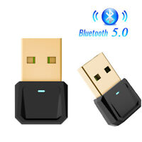 Wireless Transmitter USB Bluetooth 5.0 Adapter Receiver For Computer PC Laptop
