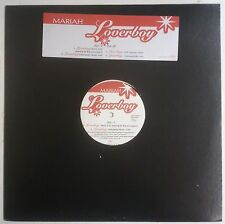 "Mariah Carey Loverboy maxisingle 12"" USA Promocional 2001"