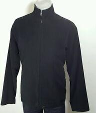 Baker Street Uomo Nero Caldo Giacca Grande può Suit XL
