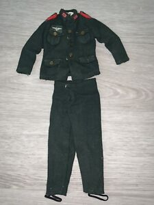 GI Joe Soldiers Of the World German Soldier Uniform 1960's