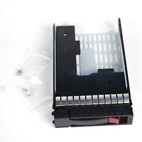 """3.5"""" Drive Tray Caddy 373211-001 + 2.5"""" Adapter  For HP DL120 DL360 DL320 G6 G7"""
