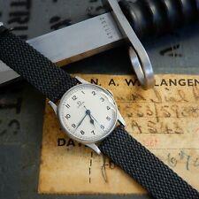 OMEGA 1943 SWISS MADE WW2 MoD 6b/159 Pilots Navigators Watch Cal 30T2 Ref 2292