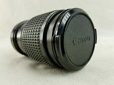 Vintage Canon Zoom Lens FD 35mm-105mm 1:3.5-4.5  A101 stamp