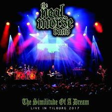THE NEAL MORSE BAND - THE SIMILITUDE OF A DREAM LIVE IN TILBURG 2017  4 DVD NEW+