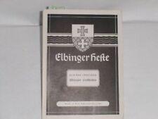 Carstenn Elbinger Geschichte