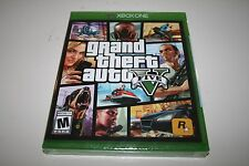Grand Theft Auto V (GTA 5 for Microsoft Xbox One) Brand new and Sealed