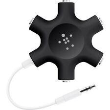Belkin Rockstar Universal Multi-headphone Splitter (Black)