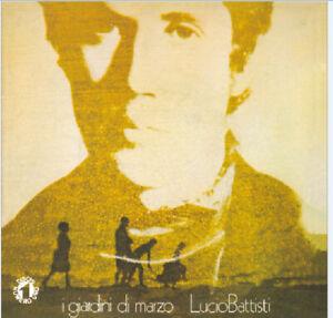 """7"""" - Lucio Battisti – I Giardini Di Marzo / Comunque Bella , Sony  90017 ,2019"""