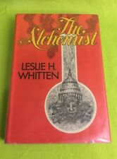 "Rare ""The Alchemist"" By Leslie H. Whitten Rare First Edition  1973 HC 0883270250"