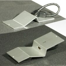 Angled AV Floor Box Plate, HDMI, (L)172mm x (W)75mm