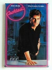 Cocktail FRIDGE MAGNET (2 x 3 inches) movie poster tom cruise