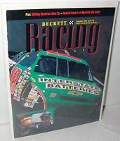 NASCAR Beckett November 1995 Issue #15 Bobby Labonte Interstate Batteries Racing