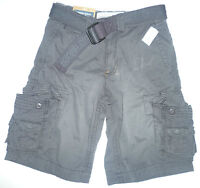 Mens Men's AEROPOSTALE Multi-Pocket Cargo Shorts size 27 NWT #7229