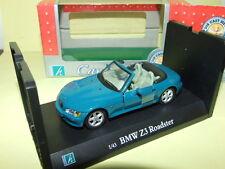 BMW Z3 Roadster Vert Turquoise CARARAMA