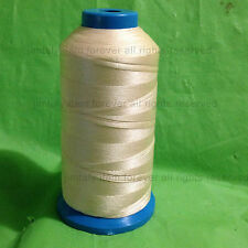 Egg Shell Bonded Nylon #69 T70 sewing Thread Upholstery shoe leather 1500Yds