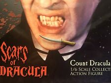 Star Ace The Scars of Count Dracula Small Dagger Knife loose 1/6th scale