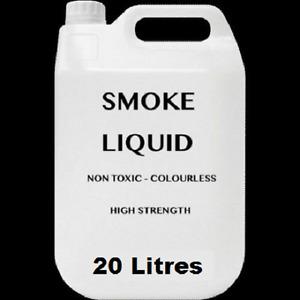 20 Litres Professional DJ Smoke Machine Fluid Juice Liquid Fog Mist Party 20L 5L