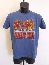 "NEW AVENGERS IRONMAN ""SUIT UP"" YOUTH SIZE M MEDIUM SHIRT MARVEL"