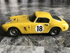 MRF 1:43  Ferrari 250 GT SWB Berlinetta Competizione. Made In France