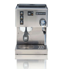 Fully Upgraded Rancilio Silvia Espresso Machine with Auber PID