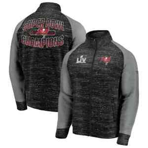 Tampa Bay Buccaneers Fanatics Super Bowl LV Champions Podium Full-Zip Jacket