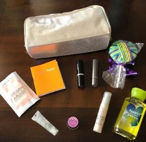 mixed makeup lot Benefit Mac Smashbox & More - New & Used Samples & Travel Size