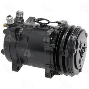 Remanufactured A/C Compressor-Compressor Four Seasons 57033 - Fast Shipping
